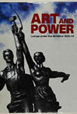 Book cover image of Art and Power