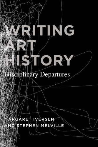 Book cover image of Writing Art History: Disciplinary Departures