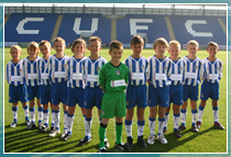Colchester United Under 10s squad