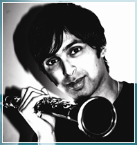 Arun Ghosh is performing at the Lakeside Theatre this month.