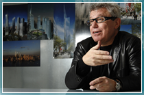 Daniel Libeskind speaking (c) Michael Klinkhamer Photography