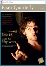 July issue of Essex Quarterly