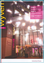 April issue of Wyvern