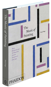 Book cover - The Music of Painting