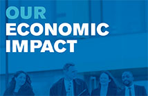 Front cover of Economic Impact Report