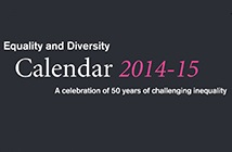 Equality and Diversity calendar