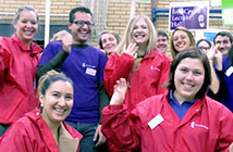 University of Essex student ambassadors