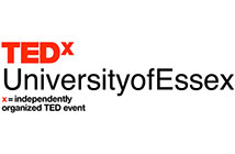 TEDx University of Essex logo