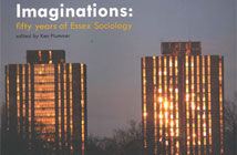 Front cover of new book about sociology at Essex