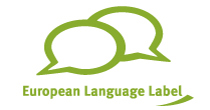 European Language Label logo