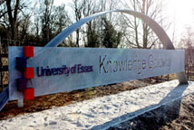 Knowledge Gateway signage