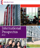 International Prospectus 2012