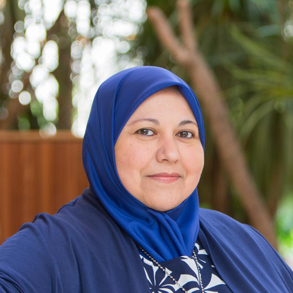 Dr Magda Abou-Seada