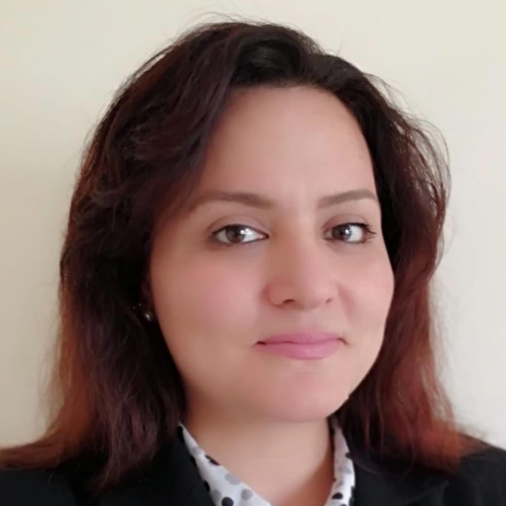 Dr Tahani Al-Karkhi