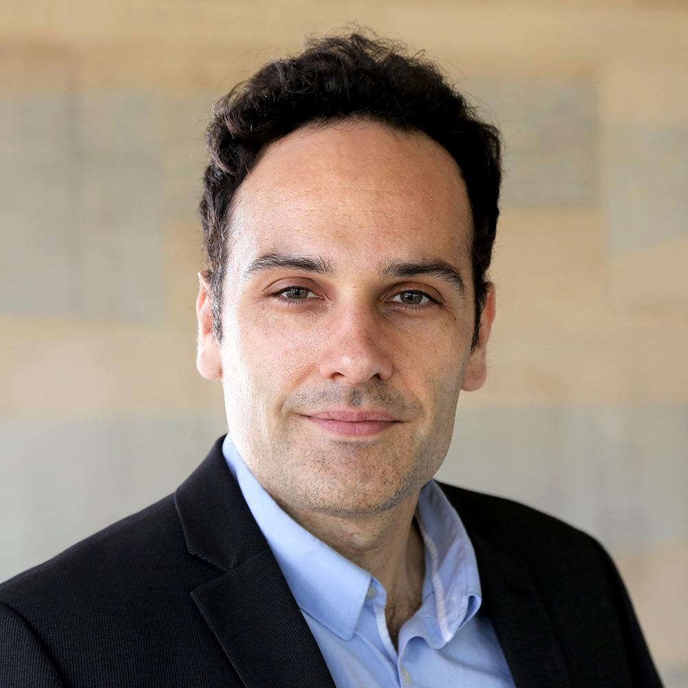 Dr Javier Andreu-Perez