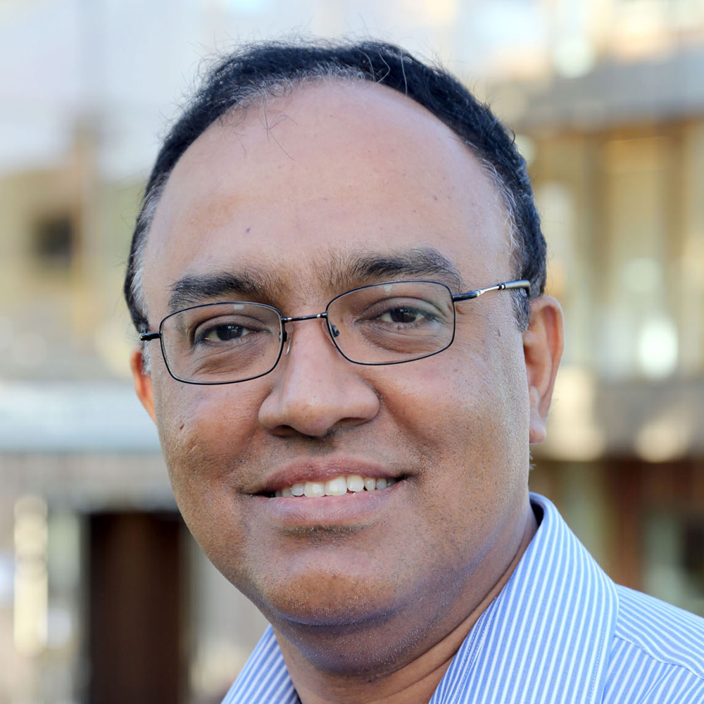 Professor Thankom Arun