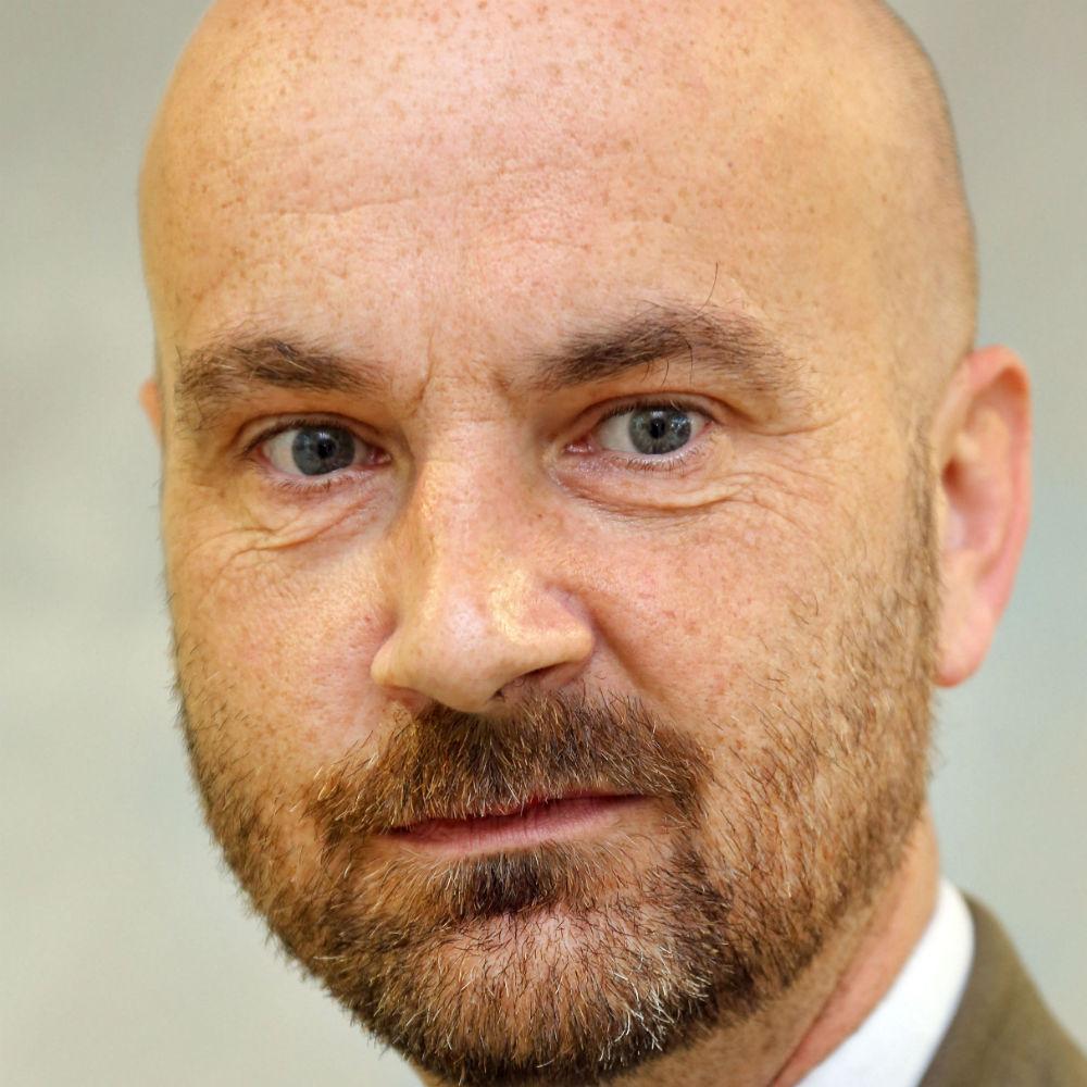 Dr Darren Calley