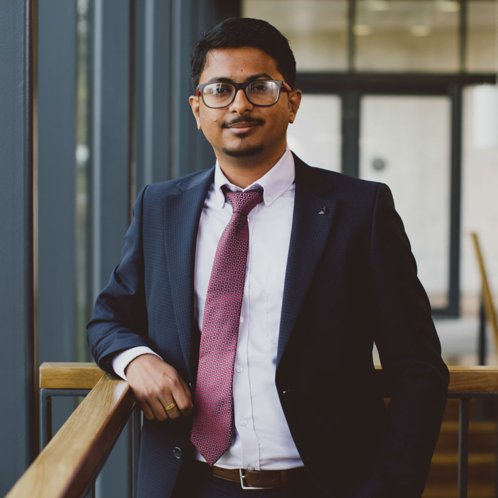 Dr Anirban Chowdhury