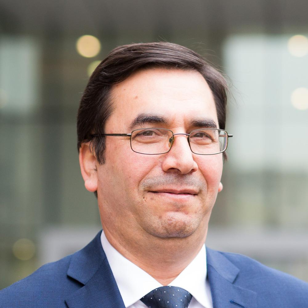 Professor Mehmet Demirbag