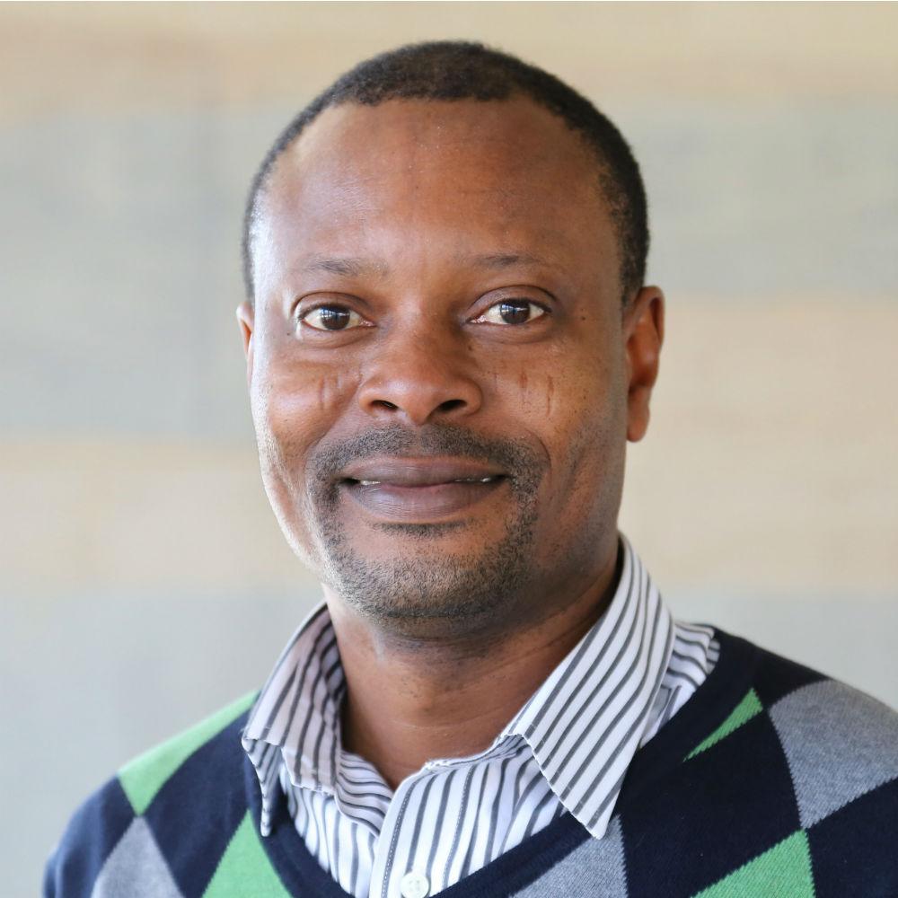 Dr Osamuyimen Egbon