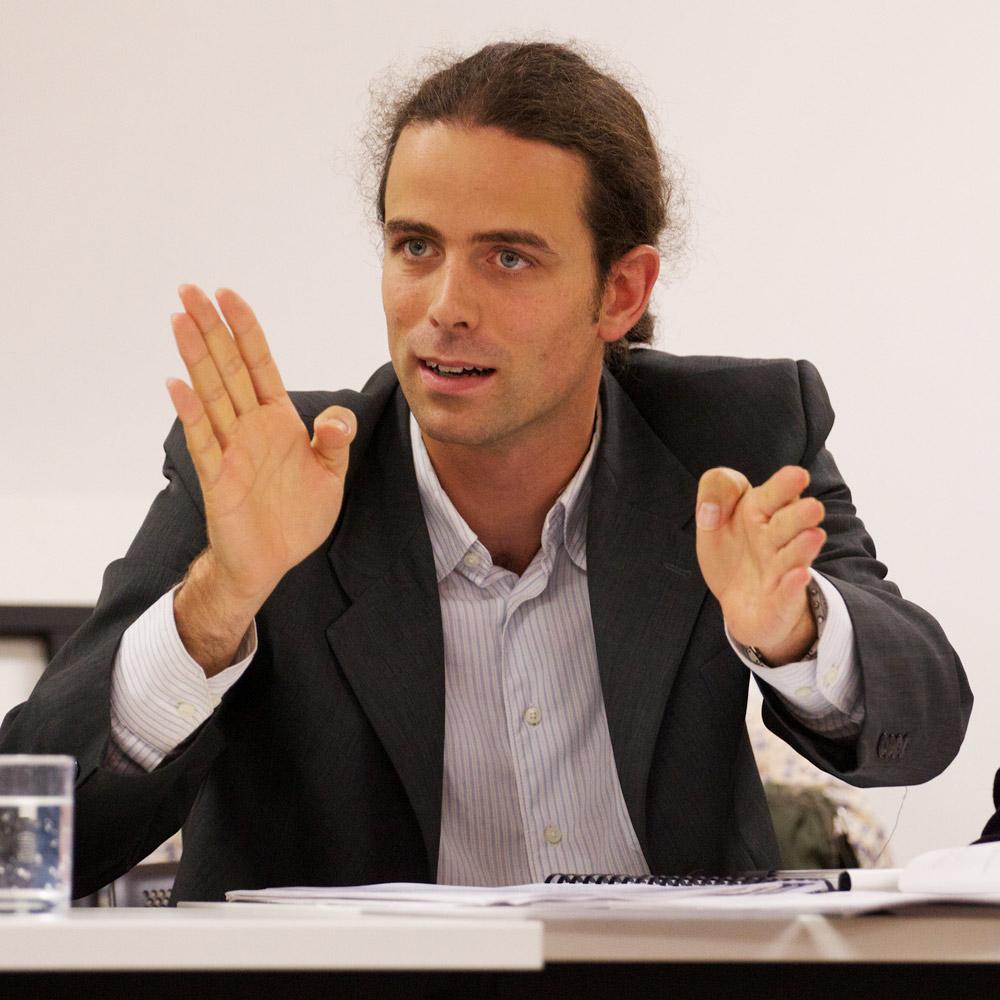 Professor Fabian Freyenhagen