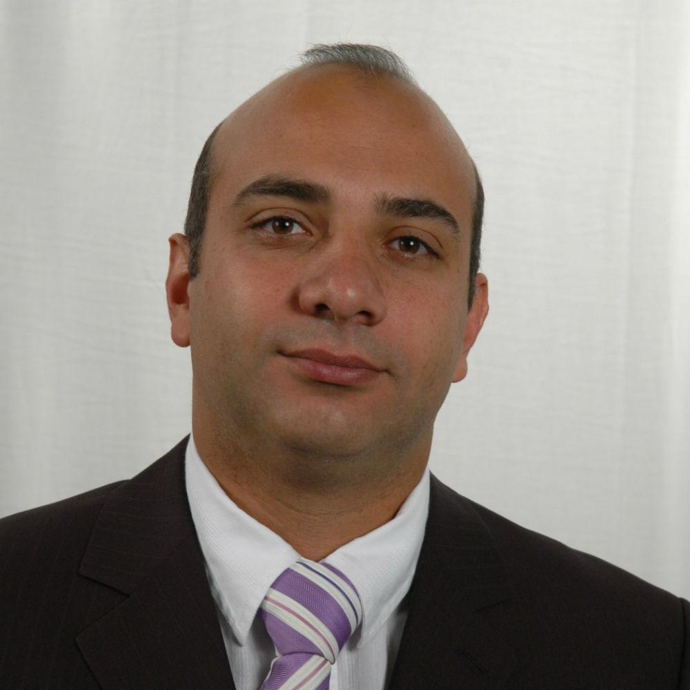 Professor Hani Hagras