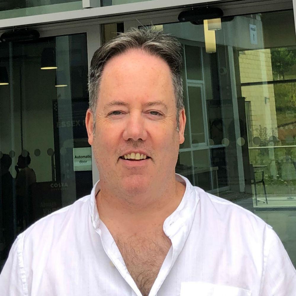 Dr Andrew Harrison