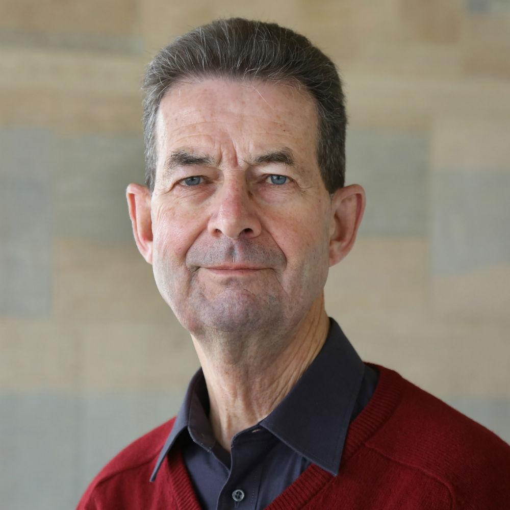Prof Mark Harvey