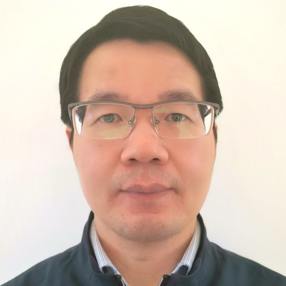 Dr Jianhua He