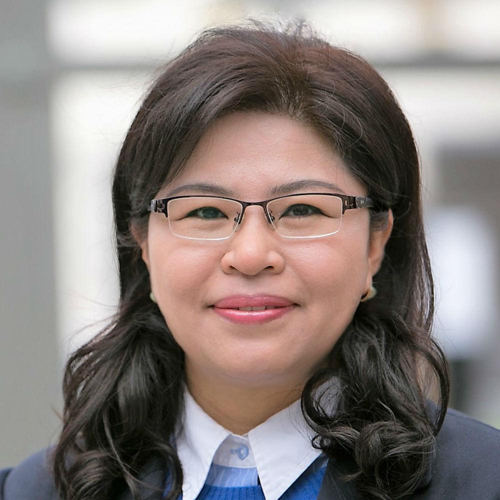 Dr Young-Ah Kim