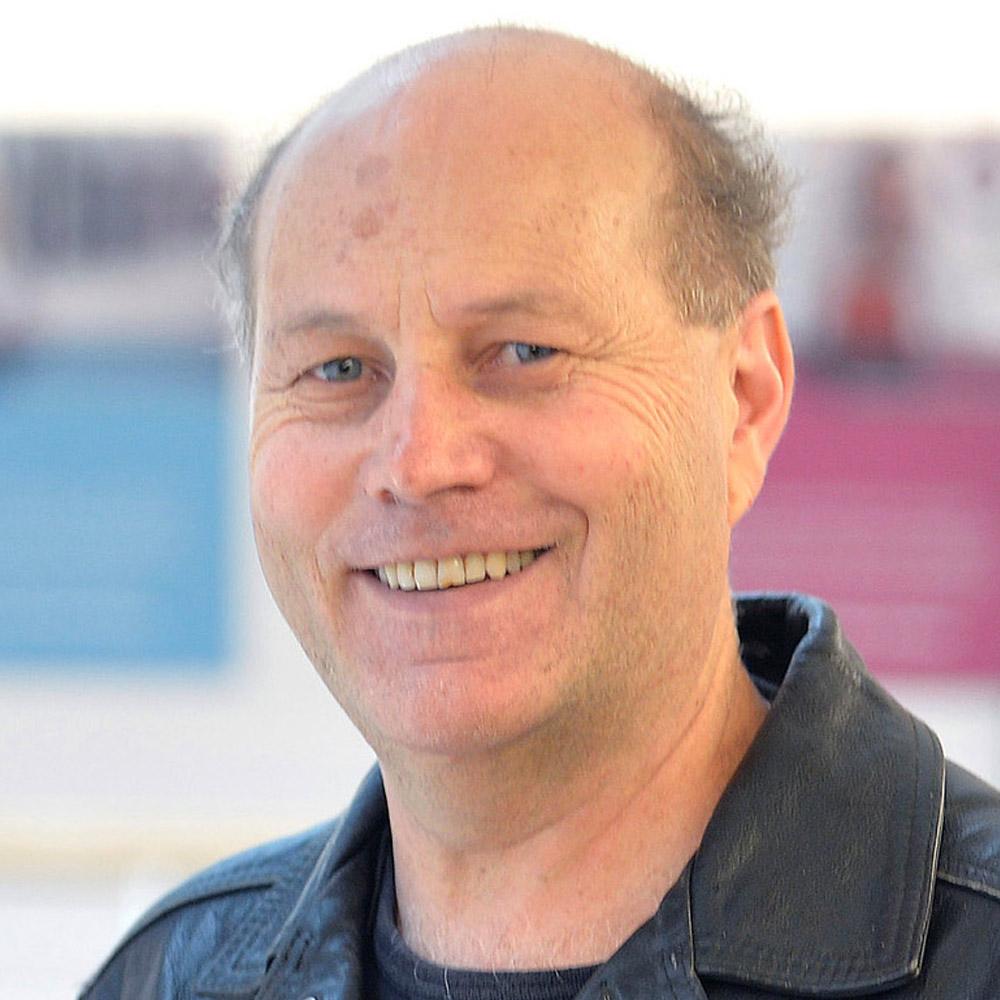 Dr Jeremy Krikler