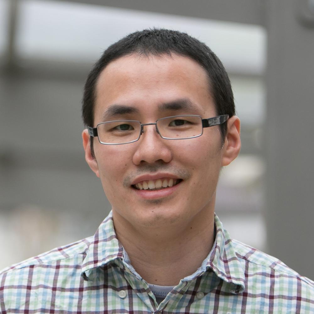 Dr Caleb Kwong