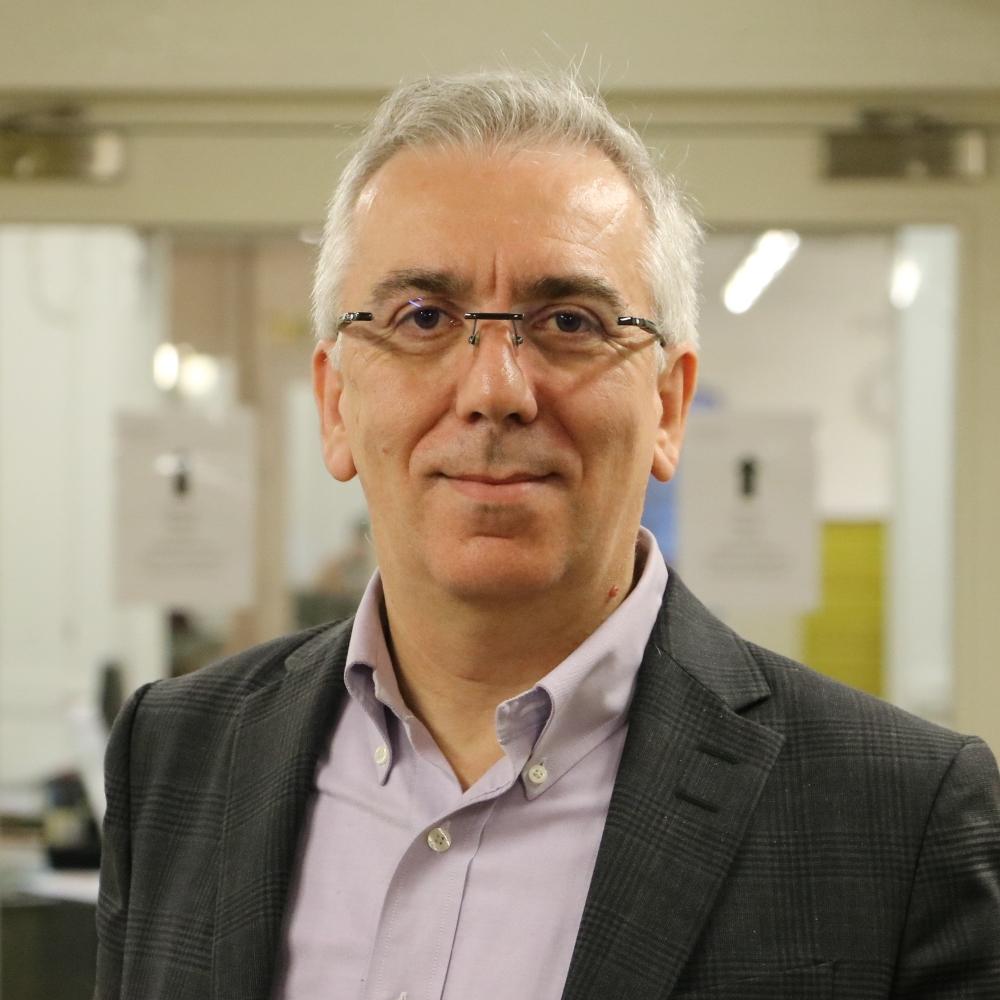 Dr Evangelos Markopoulos