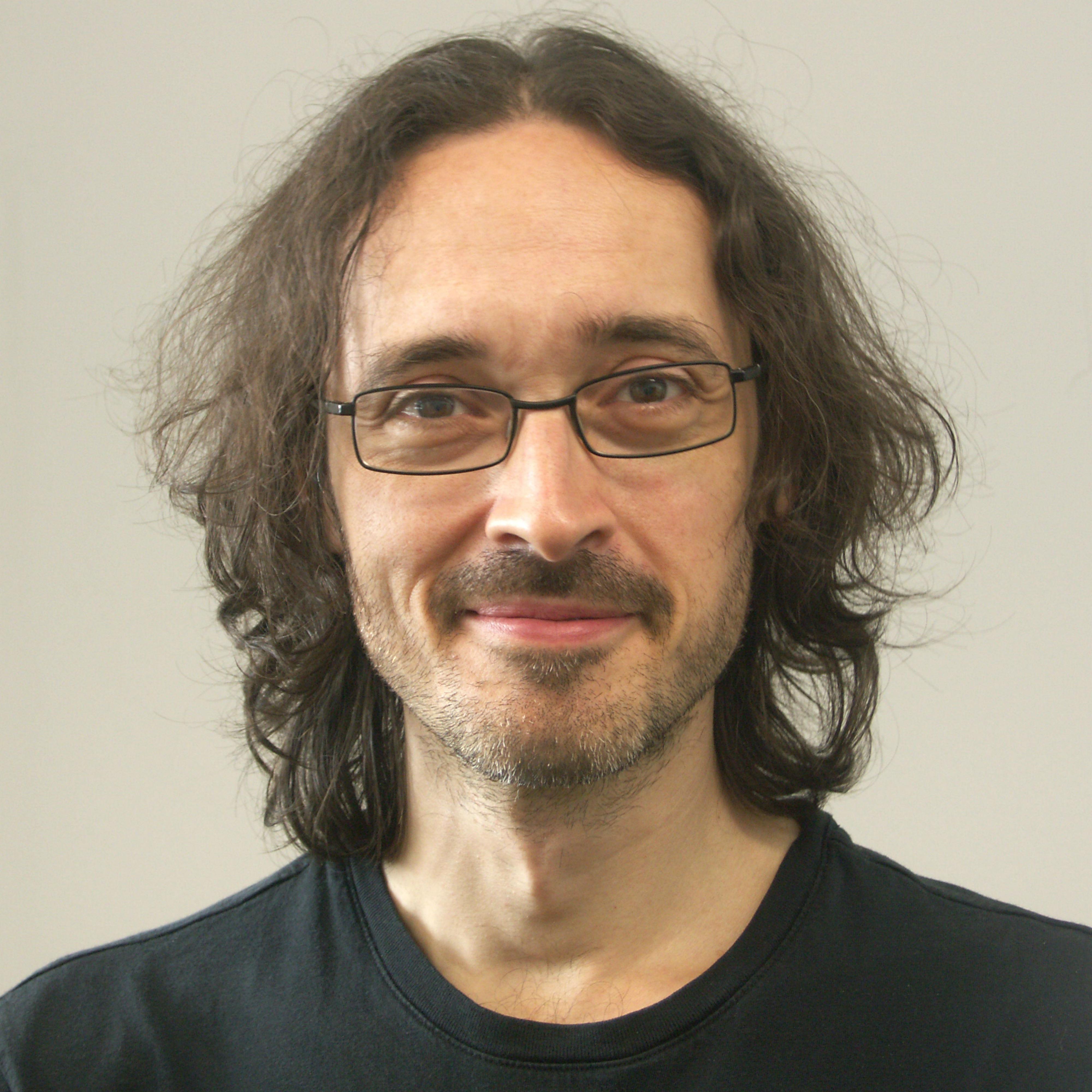 Dr Keith May