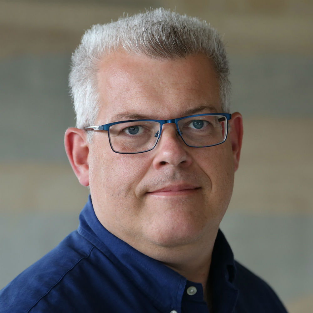 Professor Klaus McDonald-Maier