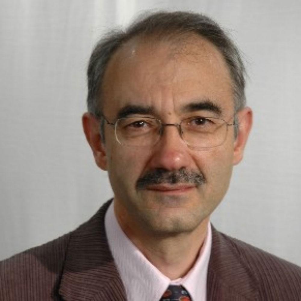 Professor Dariush Mirshekar-Syahkal