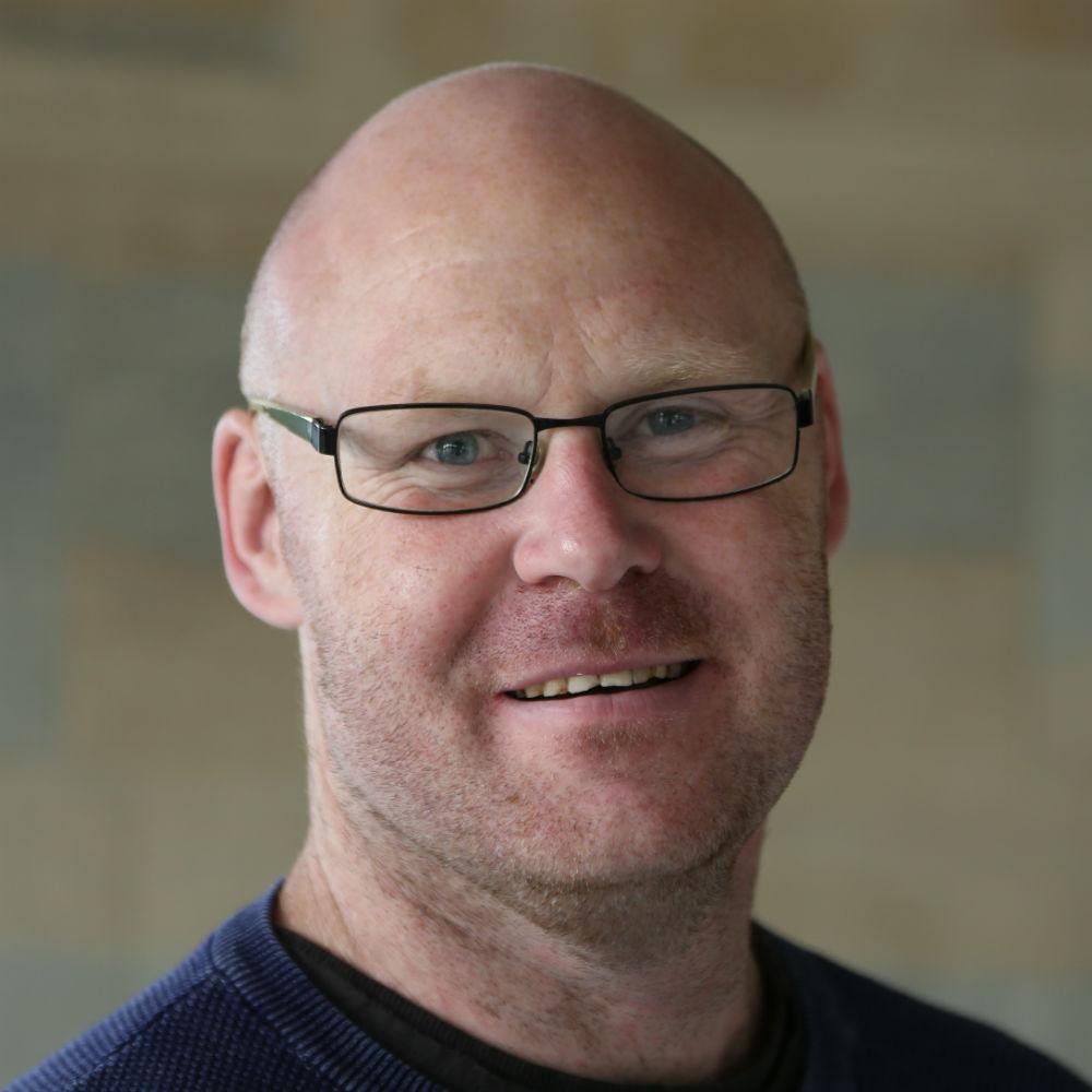 Dr Jason Moran
