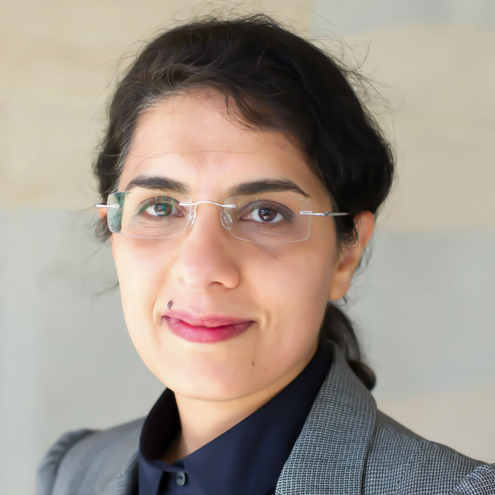 Professor Leila Musavian