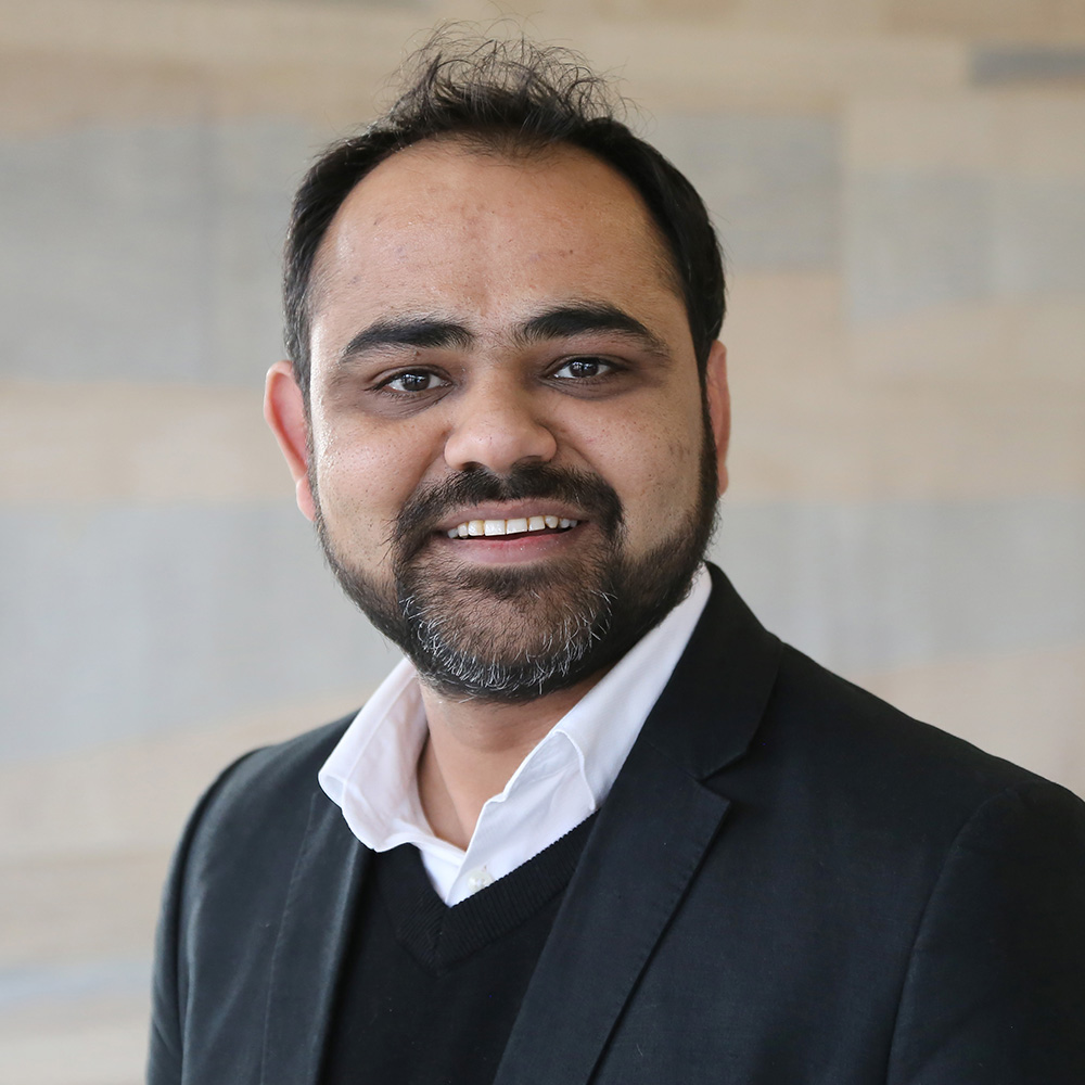Dr Haider Raza