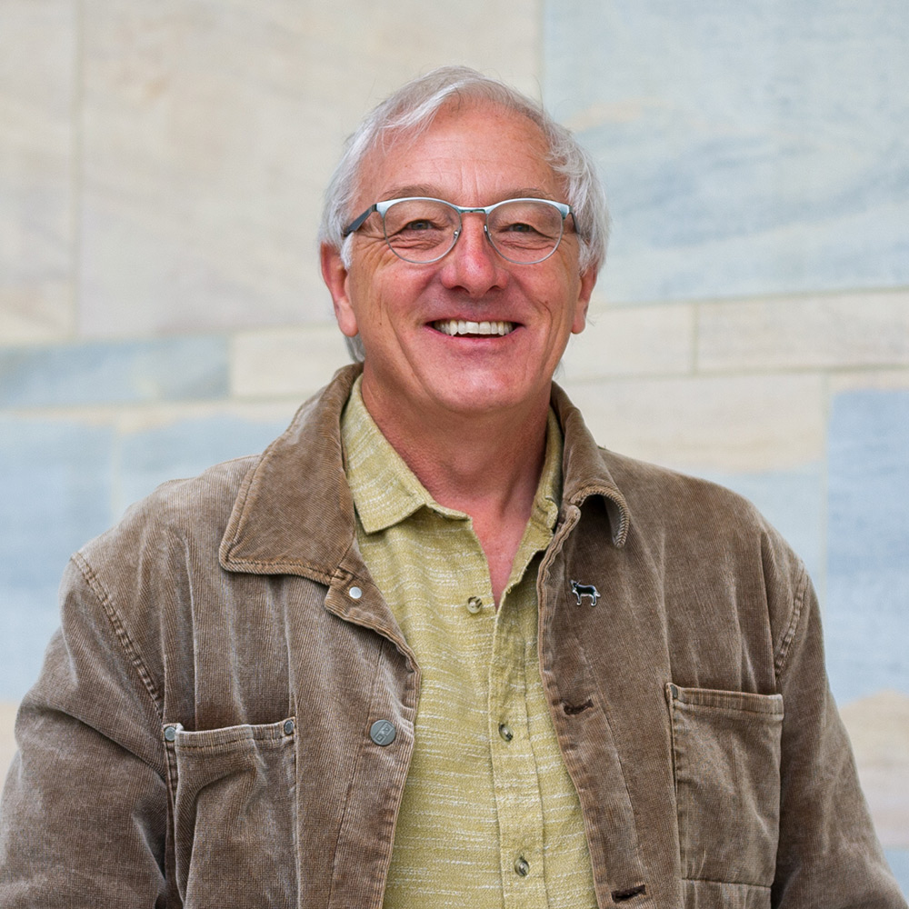 Professor Colin Samson