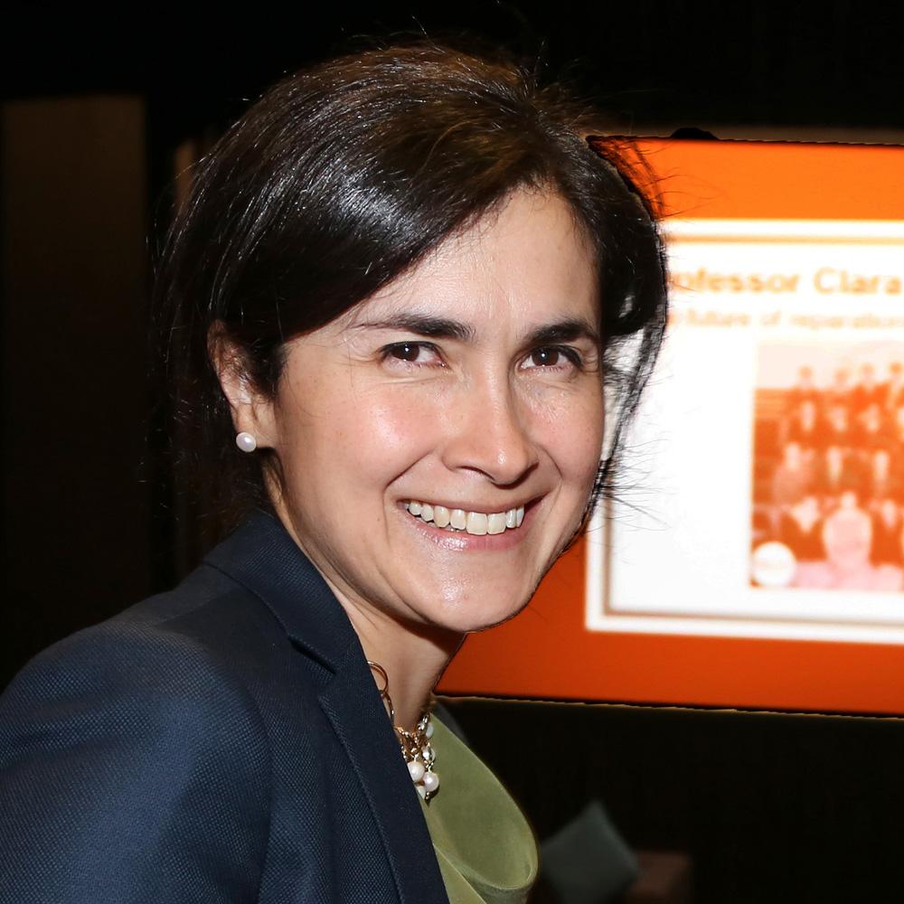 Professor Clara Sandoval-Villalba