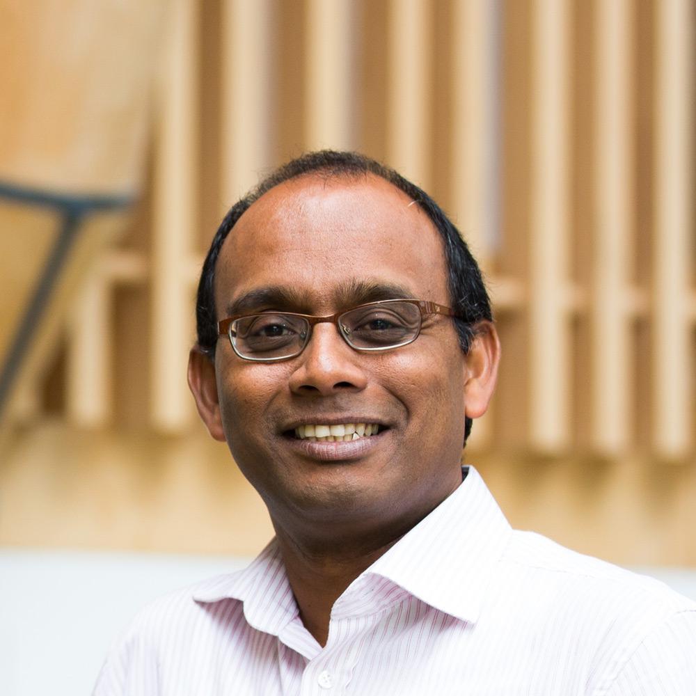 Professor Teerooven Soobaroyen