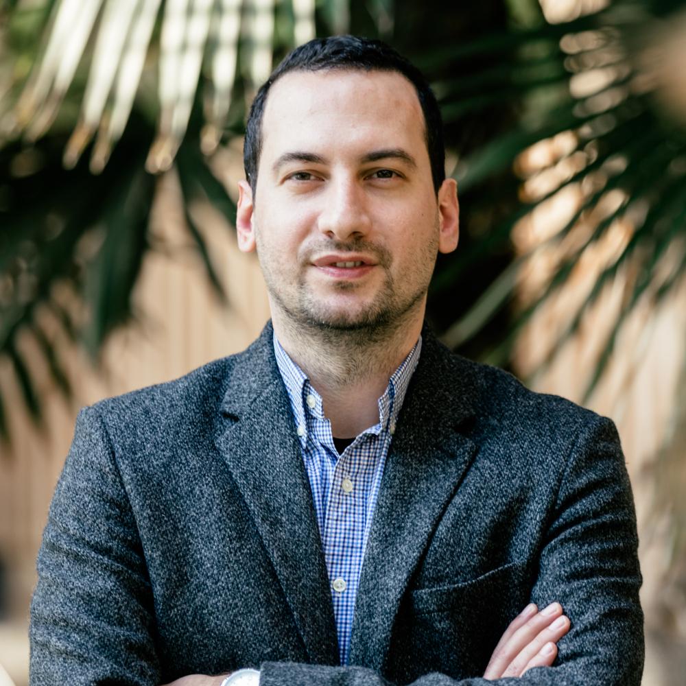 Dr Lazaros Symeonidis