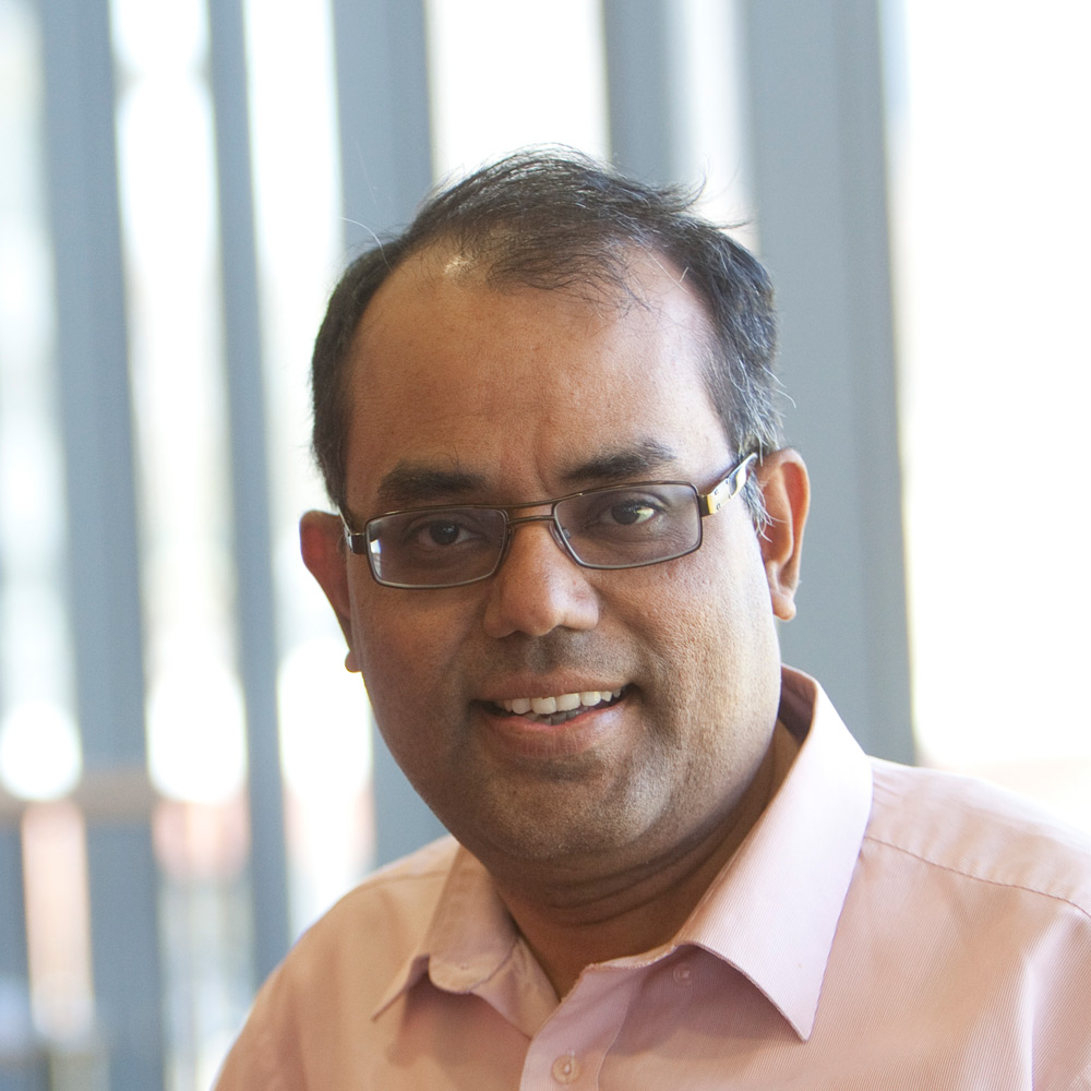 Professor Shahzad Uddin