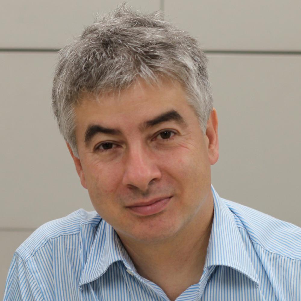 Dr Patrick Varga Weisz