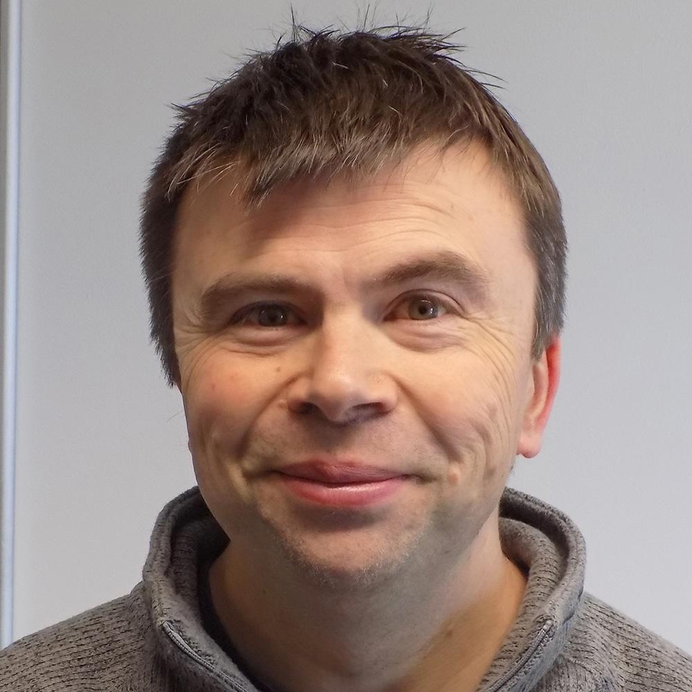 Professor Geoffrey Ward