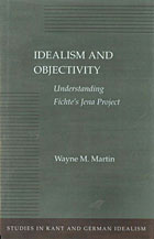 Book cover image of Idealism and-Objectivity