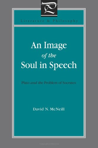 Book cover image of An Image of the Soul in Speech