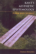 Book cover image of Kant's Aesthetic Epistemology